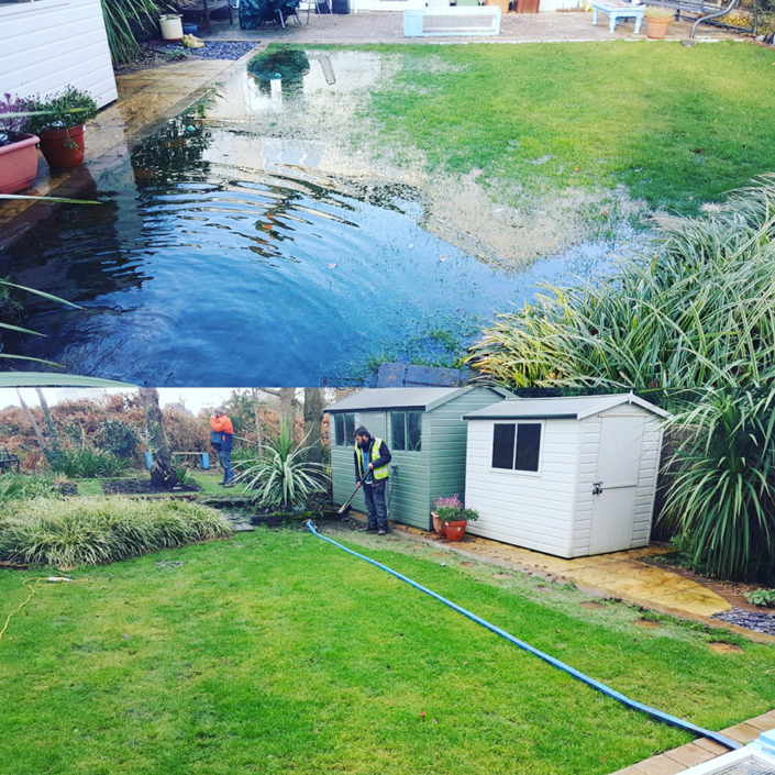 Drainage Solutions Wirral
