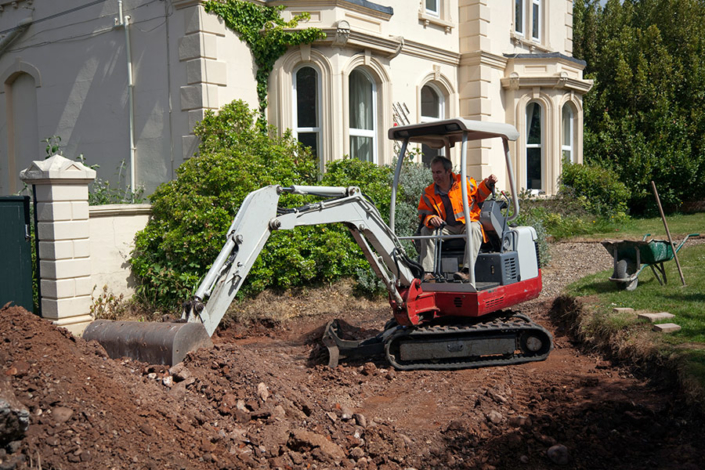 Groundworks & Excavation