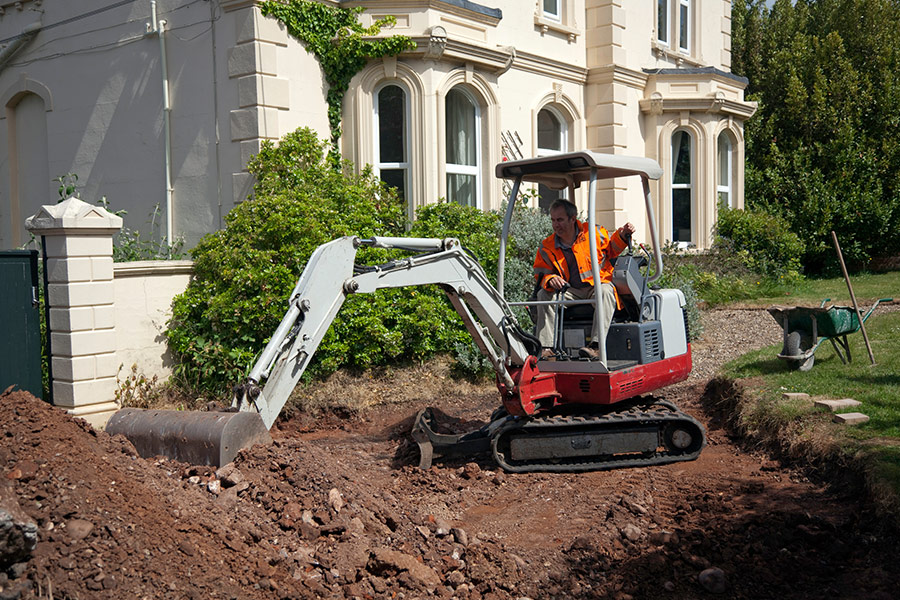 Groundworks & Excavation
